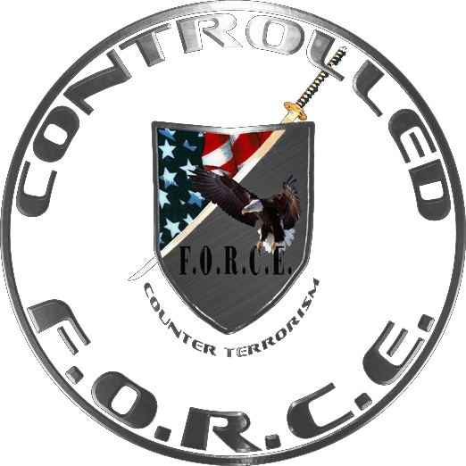 controlled force logo