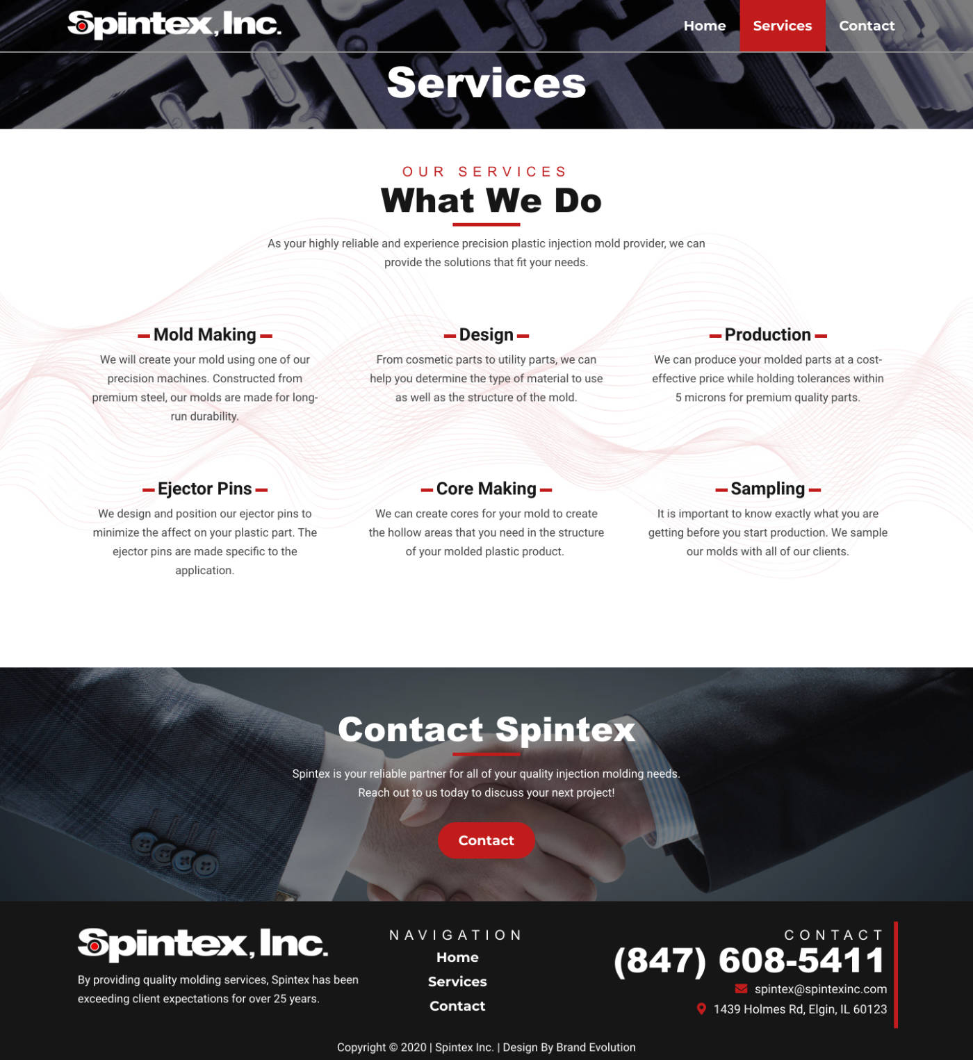 Spintex Services